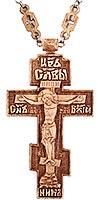 Крест наперсный № N4