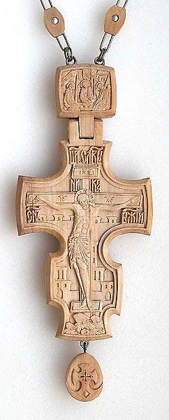 Крест священника наперсный - 240