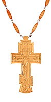 Наперсный крест №1