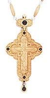 Наперсный наградной крест №129