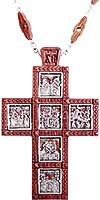Наперсный наградной крест №130 (односторонний)