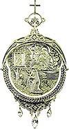Панагия архиерейская №135