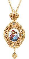 Панагия архиерейская ювелирная №34