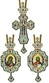 Набор для архиерея (крест и панагия) - 14