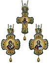Набор для архиерея (крест и панагия) - 5