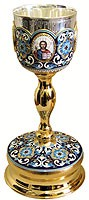 Богослужебный потир (чаша) - 11 (1.5 л)