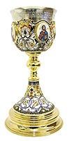 Богослужебный потир (чаша) - 24 (1.5 л)