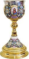 Богослужебный потир (чаша) - 57 (0.5 л)