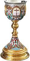 Богослужебный потир (чаша) - 58 (0.5 л)
