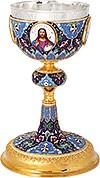 Богослужебный потир (чаша) №4a (0.75 л)