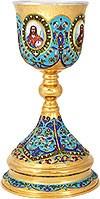 Богослужебный потир (чаша) - 70 (1.0 L)