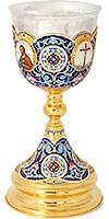 Богослужебный потир (чаша) - 74 (1.75 л)