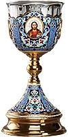 Богослужебный потир (чаша) №10 (1.5 л)