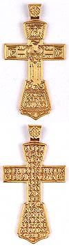 Православный нательный крест №66