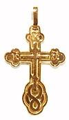 Православный нательный крест №210