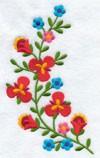 Нагрудная вышивка