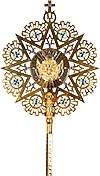 Рипида церковная №5