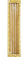 Набор архиерейских свечей из 100% воска - 2