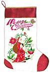 Рождественский чулок для подарков - 4