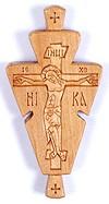 Параманный монашеский крест no.56