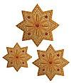 Кресты ручной вышивки №Д142