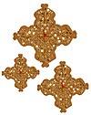 Кресты ручной вышивки №Д156
