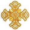 Кресты ручной вышивки №И-028