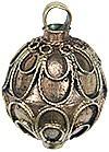 Пуговица древняя - 3