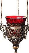 Лампада подвесная №25