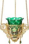 Лампада подвесная ювелирная №24