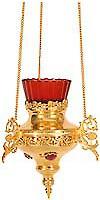 Церковная лампада №50