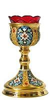 Церковная лампада №5b