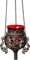Лампада подвесная №87 (чернение)