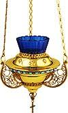 Лампада подвесная ювелирная - А370