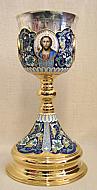 Богослужебный потир (чаша) - 83 (1.0 л)