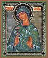 Икона: Св. мученица Евгения - 2