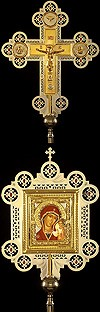 Крест-икона запрестольные - 7