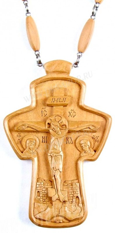 Наперсный крест №105