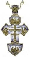 Наперсный крест №0-111