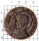 Печать для просфор богородичная №336 (43 мм)