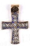 Православный нательный крест №11