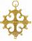 Православный нательный крест №25