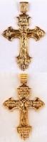 Православный нательный крест №285