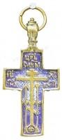 Православный нательный крест №138