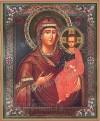 """Образ: """"Смоленская"""" икона Пресвятой Богородицы"""