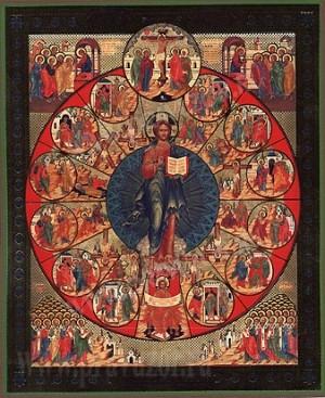 Икона: Церковь Христова