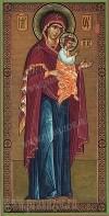 """Образ: """"Косинская"""" икона Пресвятой Богородицы"""
