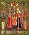 Икона: Свв. Царственные мученики
