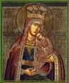 """Образ: икона Пресвятой Богородицы """"От бед страждущих"""""""