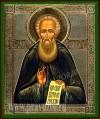 Икона: Преподобный Александр Свирский
